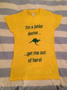 Junior Doctor in the UK?  Work Down Under!